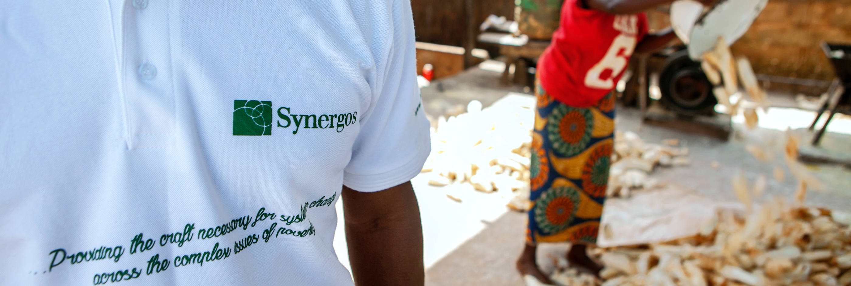 Synergos played a critical role in forging a strong, trusting relationship between Crest Agro and the smallholder farmers of Kogi state.