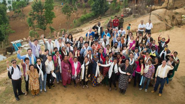 Senior Fellows network meeting in Nepal